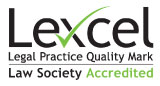 Lexcel Legal Practice Quality Mark: Law Society Accredited
